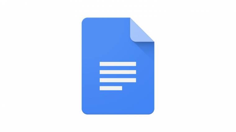 Hasznos aprósággal újított a Google Dokumentumok kép