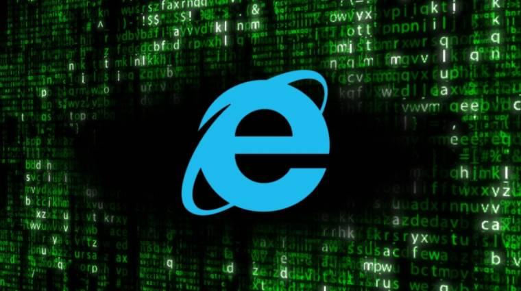 Az Internet Explorerben javított hibát a Microsoft kép