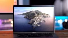 Pénteken jöhet a macOS Catalina kép