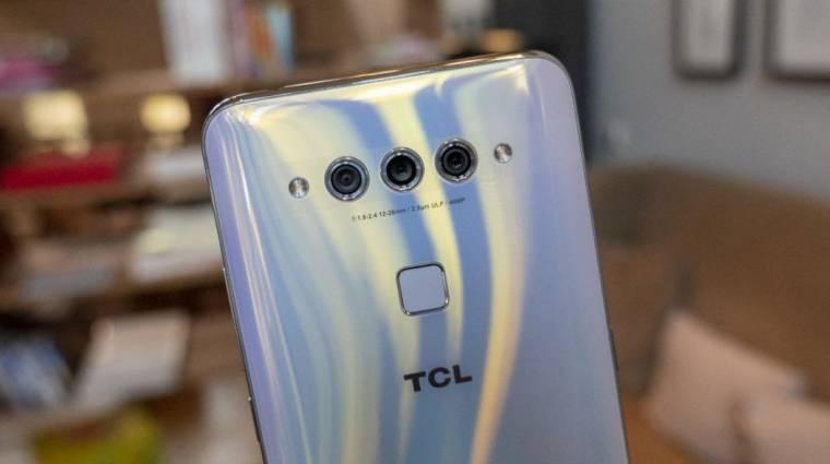 Itt a TCL első okostelefonja kép