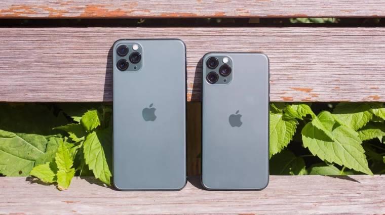 Elárulta az Apple, hogy valójában mekkora az iPhone 11 Pro Max akkumulátora kép