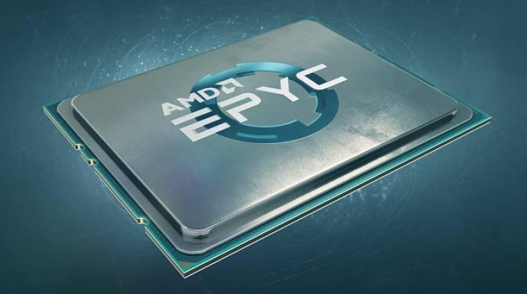 A szerverpiacon is beindult az AMD kép