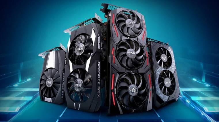 Október 22-én jöhet a GeForce GTX 1650 Ti kép