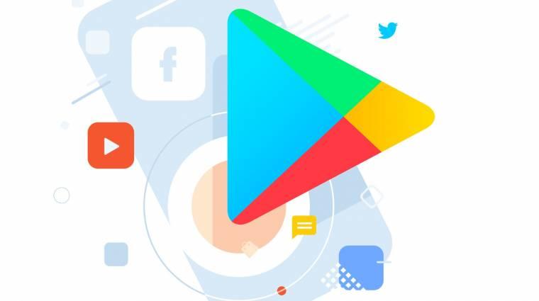 Még idegesítőbb lesz a Google Play Áruház kép