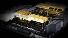 4300 MHz-en dolgoznak az új G.Skill Trident Z Royal DDR4 memóriák kép