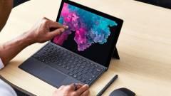 Ilyen verziókban jöhet a Microsoft Surface Pro 7 kép