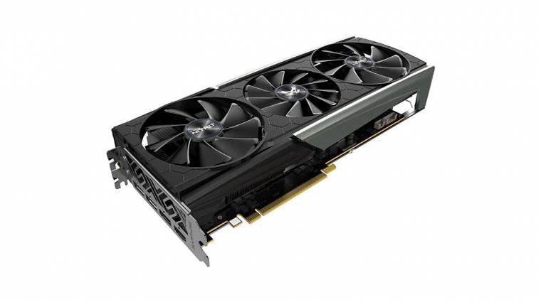 Újabb képeken a Sapphire Radeon RX 5700 XT NITRO+ OC kép