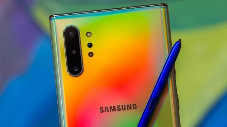Közép- és Kelet-Európában a Samsung mobil a menő kép