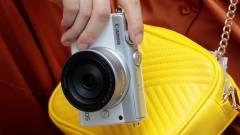 A mobilfotósokat hódítaná vissza a Canon EOS M200 kép
