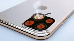 Mémlavinát indított el az iPhone 11 kamerája kép