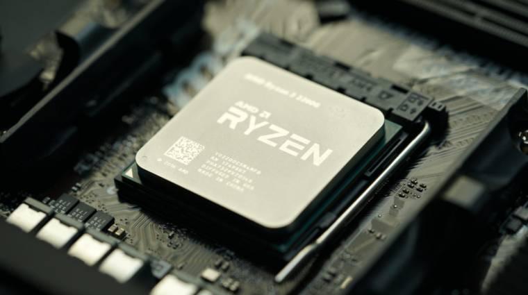 Enyhe gyorsulást már biztosan hoz az AMD Ryzen CPU-k mikrokód-frissítése kép