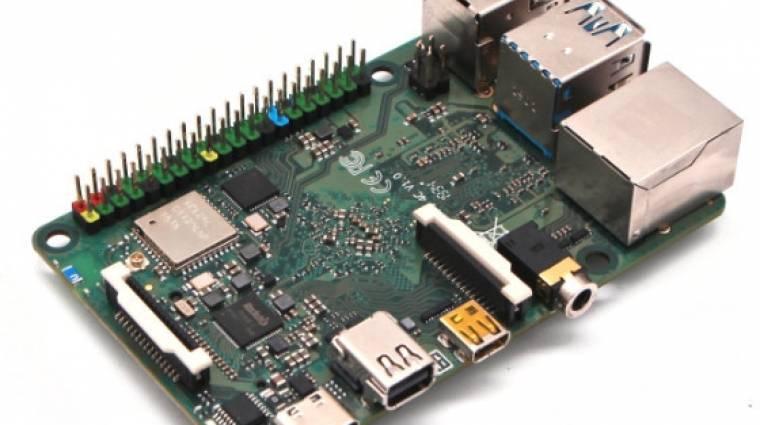 Két kijelzővel is megbirkózik a Rock Pi 4C mini PC kép