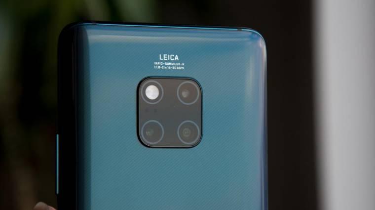 Olyat kapnak a Huawei Mate 20 Pro tulajdonosai, amiről a Mate 30 Pro csak álmodhat kép
