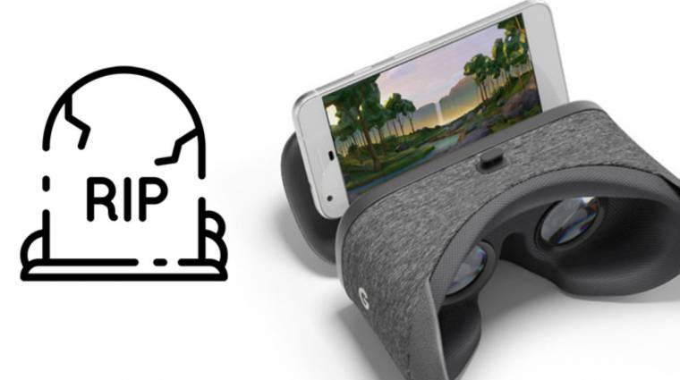 Végzett a virtuális valósággal a Google kép