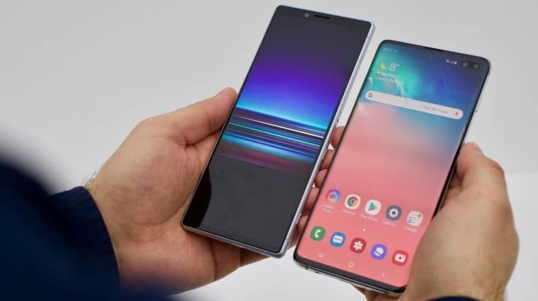 A vártnál magasabb kijelzőt kaphat a Samsung Galaxy S11 kép
