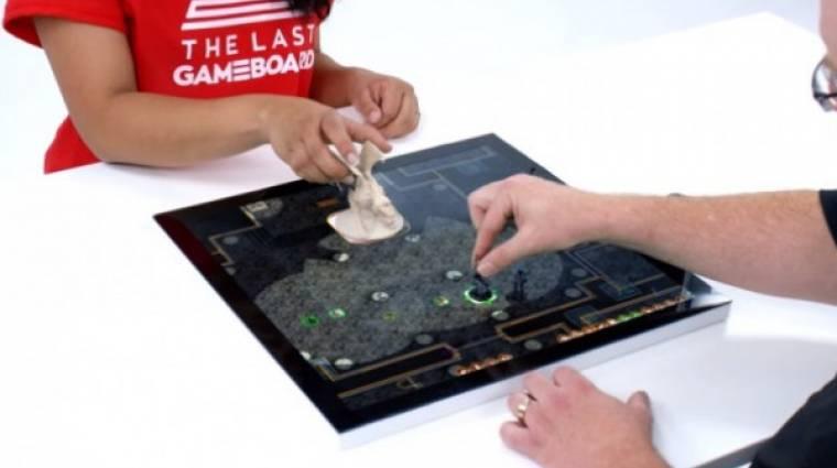 Minden társasjátékodat kiválthatod majd ezzel a tablettel kép