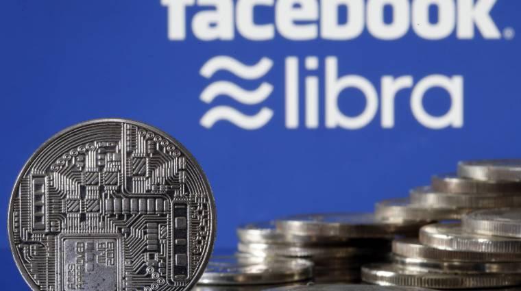 A PayPal kihátrált a Facebook Libra mögül kép