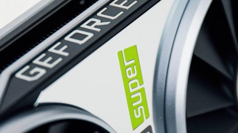 Október 29-én érkezik a GeForce GTX 1660 Super kép