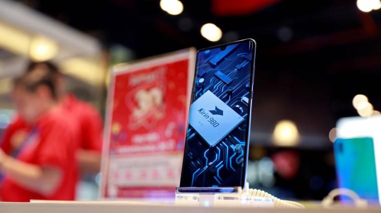 Továbbra is kiszolgálja a Huawei-t az ARM kép