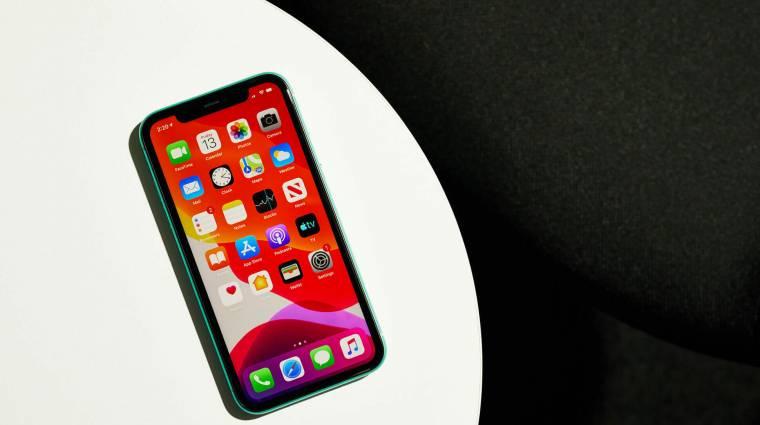 Újabb frissítést kapott az iOS 13 kép