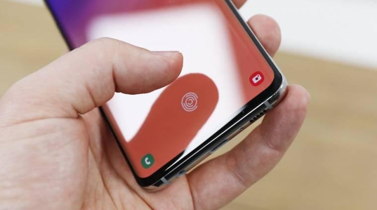 Tiltólistára teszik a Galaxy S10 és Galaxy Note 10 mobilokat a banki appok kép