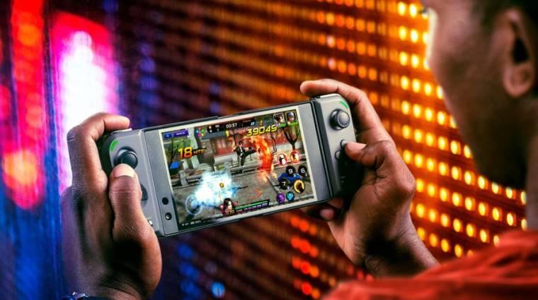 Így csinál gametelefont az androidos mobilokból a Razer kép