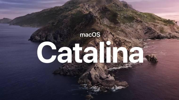 Megérkezett a macOS Catalina kép