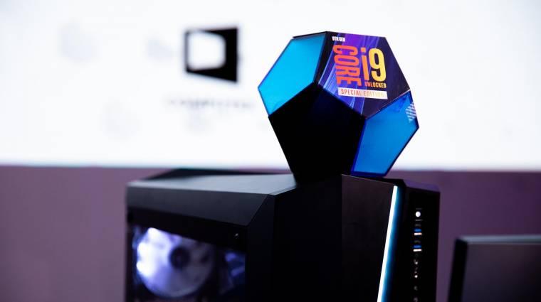 5,2 GHz-en dübörgött az Intel Core i9-9900KS kép