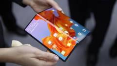 Érkezik a boltokba az összehajtható Huawei Mate X kép