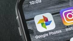 Kilövi a Google az iPhone-osok fotómentési előnyét kép