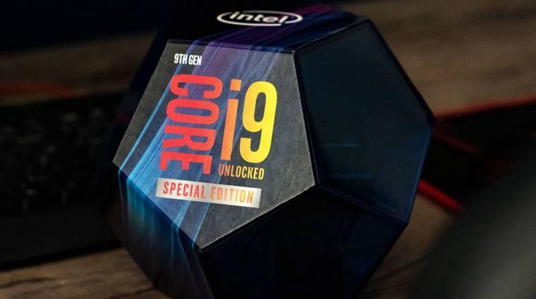 Core i9-9900KS: az Intel szerint még ütősebb lett a világ legjobb játékra szánt processzorra kép