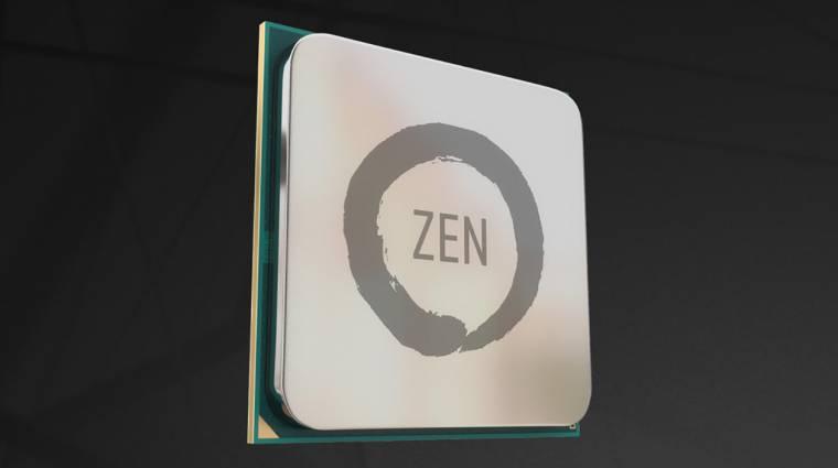 Már készül az AMD Zen 5 kép