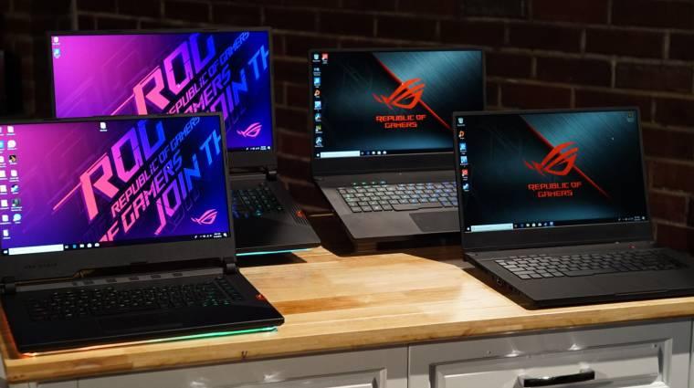 Tarolnak a gamereknek szánt PC-k és monitorok kép