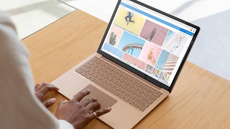 Javítható az új Surface Laptop, csak nem otthon kép