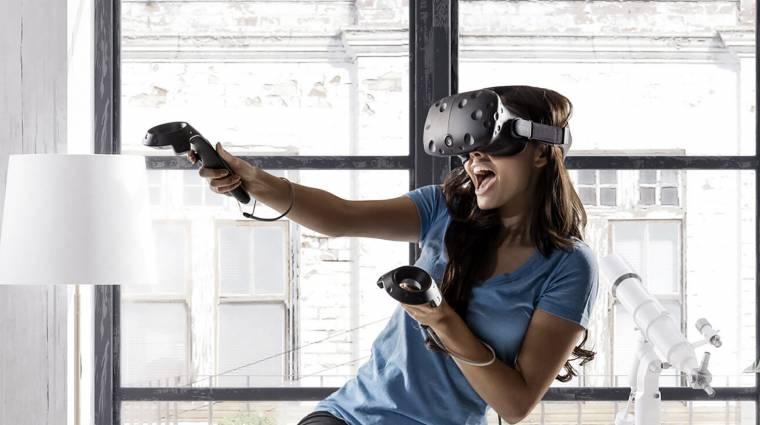 Telitalálat lehet az 5G és a VR házasítása az HTC szerint kép