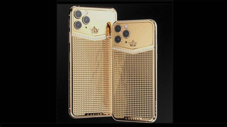 Megérkeztek az igazán menő iPhone 11 Pro mobilok kép