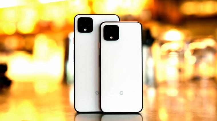 Nem mondott igazat a Google a Pixel 4 kijelzőjéről kép