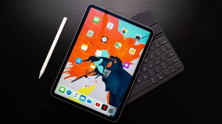 Közelednek a mini-LED-kijelzős MacBookok és iPadek kép
