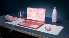 Rózsaszínbe öltözött a Razer Blade 15 kép
