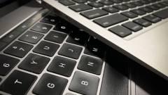 Új billentyűzetet kapnak a 2020-as MacBookok kép