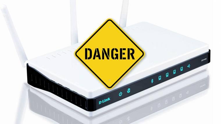 Ha ilyen Wi-Fi routered van, most rögtön cseréld le! kép
