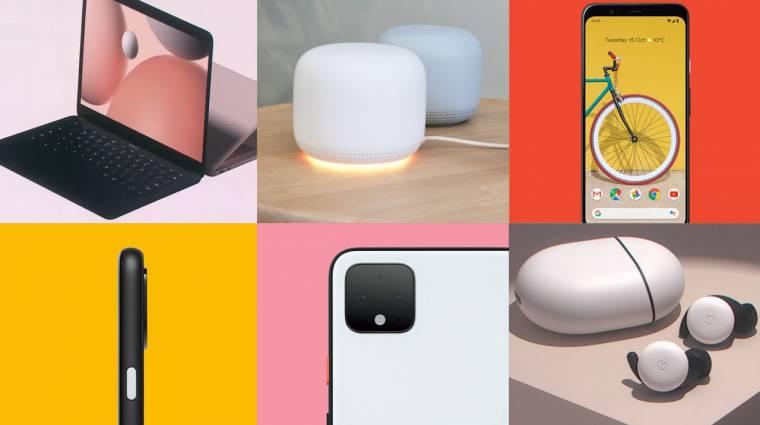 Pixel 4 és okos barátai: mutatjuk a Google mai bejelentéseit kép