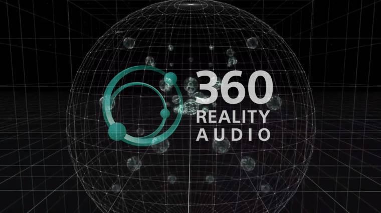 Új, térbeli hangformátumot mutat be a Sony kép