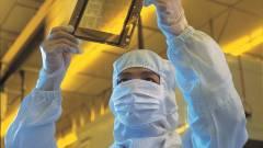 Gond volt a Samsung DRAM-gyárában kép
