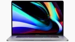 Nagyon erős lett az új, 16 hüvelykes MacBook Pro kép