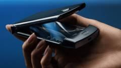 A Huawei is akar félbehajtható okostelefont kép
