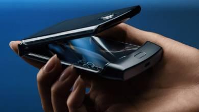 A Huawei is akar félbehajtható okostelefont
