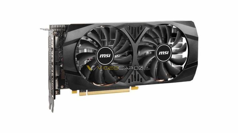 Újabb Radeon RX 580 Armor videokártyával készül az MSI kép