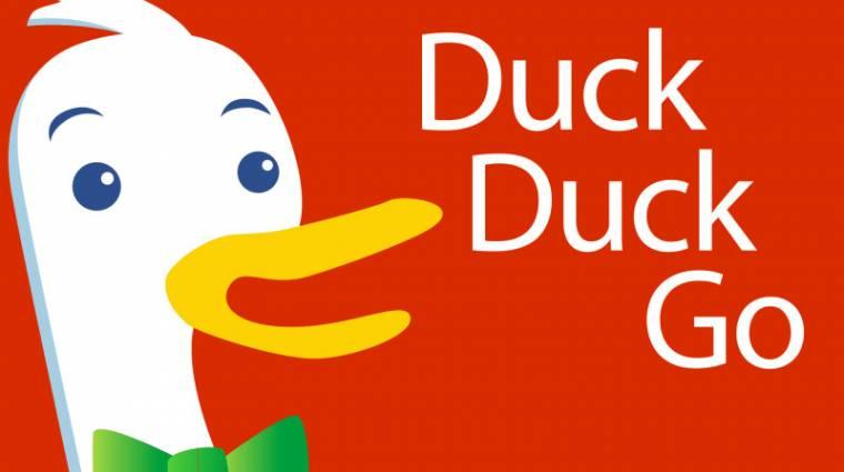 Egyre többen használjuk a DuckDuckGo keresőt kép