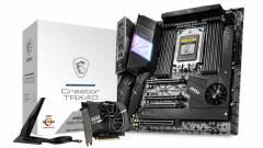 Elszólta magát az MSI, tényleg létezhet a Ryzen Threadripper 3990X kép